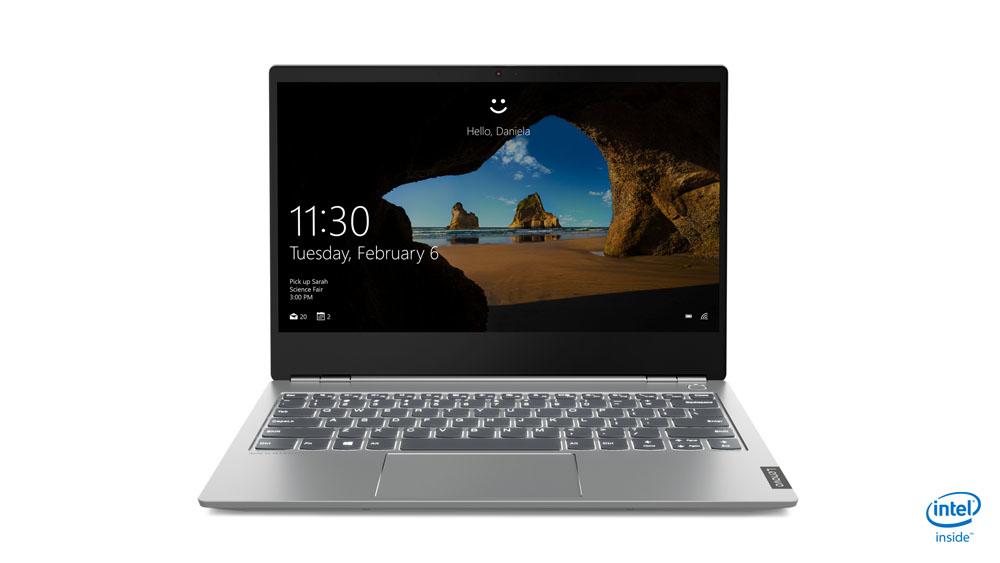 """Lenovo ThinkBook 13s Grijs Notebook 33,8 cm (13.3"""") 1920 x 1080 Pixels Intel® 8ste generatie Core™ i5 i5-8265U 8 GB DDR4-SDRAM 256 GB SSD Windows 10 Pro"""