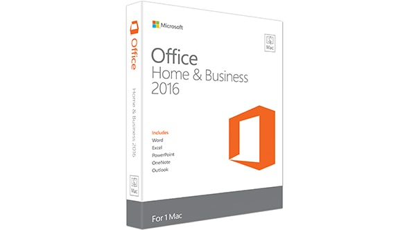 Microsoft Office Home & Business 2016 for Mac