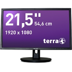 "Wortmann AG Terra LED 2235W HA 21.5"" Full HD TN Black computer monitor"