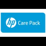 Hewlett Packard Enterprise 1y PW CTR cClss Swtch FC