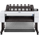 HP Designjet T1600 large format printer Thermal inkjet Colour 2400 x 1200 DPI 914 x 1219 mm Ethernet LAN