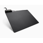 Corsair MM1000 Qi Wireless Charging Mouse Pad, USB 3.0 Pass-Through, LED Charging Indicator, Micro-Textured