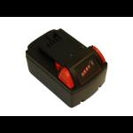 BTI M18XC- power screwdriver accessory Battery Black, Red Milwaukee