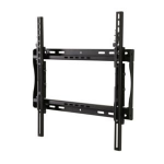 "Peerless SFX645P 47"" Black flat panel wall mount"
