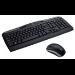 Logitech MK330 teclado RF inalámbrico AZERTY Francés Negro