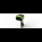 Zebra LI3678-ER Handheld bar code reader 1D Black, Green