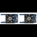 Hewlett Packard Enterprise ProLiant ML350 Gen10 Redundant fan cage kit