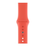 Apple MTPA2ZM/A smartwatch accessory Band Pfirsich Fluor-Elastomer