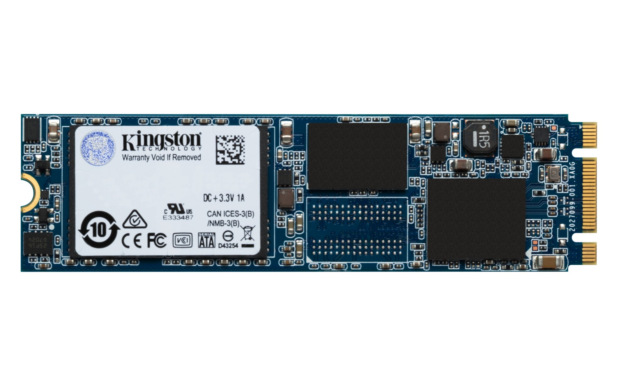 Kingston Technology UV500 M.2 960 GB Serial ATA III 3D TLC