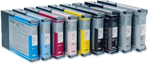 Epson C13T605C00 (T605) Ink cartridge bright magenta, 110ml