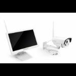 Technaxx Premium TX-30 video surveillance kit Wired & Wireless