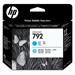 HP CN703A (792) Printhead cyan