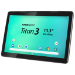 "Hannspree HANNSpad SN14TP1B2AS04 tablet 33.8 cm (13.3"") Rockchip 2 GB 16 GB Wi-Fi 4 (802.11n) Black Android 9.0"