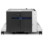 HP LaserJet 1x3500-sheet Paper Feeder and Stand