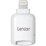 Lexar LRWMLBEU Lightning White card reader