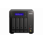 QNAP QVP-41A data-opslag-server NAS Tower Ethernet LAN Zwart G5400T