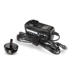 Acer AC Adapter 18W Aspire Switch Indoor 18W Black