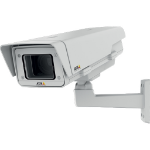 Axis Q1615-E MK II IP security camera Outdoor Box White 1920 x 1080 pixels