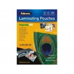 Fellowes Glossy Pouches A5 100 pcs. 100mµ laminator pouch