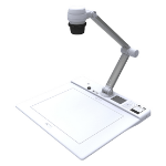 Genee VSR080040 document camera White USB 2.0
