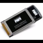 Cisco Aironet 802.11a/b/g Wireless CardBus Adapter