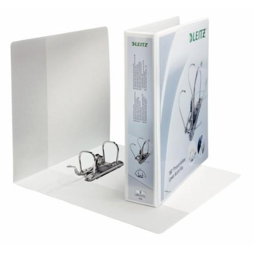 Leitz 42260001 ring binder A4 White