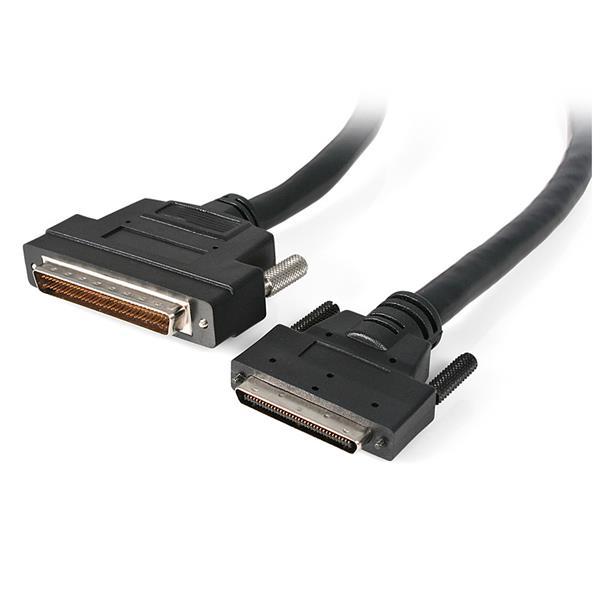 StarTech.com 6 ft External VHD68 to HPDB68 SCSI Cable - M/M