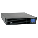 Tripp Lite SmartOnline 208/230V 2.2kVA 1.98kW Double-Conversion UPS, 2U Rack-Mount, Extended Run, Network Card Options, LCD, USB, DB9, ENERGY STAR