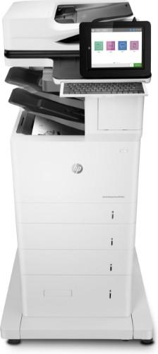HP LaserJet Enterprise Flow M632z Laser 65 ppm 1200 x 1200 DPI A4