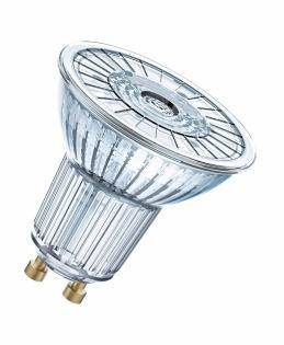 Osram STAR PAR16 4.3 W/827 GU10 4.3W GU10 A+ Warm white LED bulb