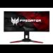 """Acer Predator Z301C LED display 74.9 cm (29.5"""") UW-UXGA Curved Black,Red"""