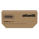 Olivetti B0708 Toner black, 12K pages @ 5% coverage