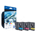 Brother LC-985RBWBPDR Ink cartridge multi pack, 260 pages, Pack qty 3