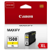 Canon 9195B001 (PGI-1500 XLY) Ink cartridge yellow, 935 pages, 12ml