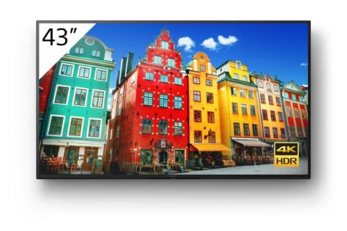 Sony FW-43BZ30J signage display Digital signage flat panel 109.2 cm (43