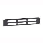 Black Box JPMT-FIBER-6 patch panel 2U