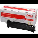 OKI 44844505 Toner yellow, 10K pages
