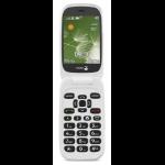 "Doro 6520 7.11 cm (2.8"") 108 g Grey Senior phone"