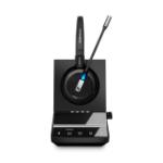 Sennheiser SDW 5016 Monaural Ear-hook, Head-band, Neck-band Black headset