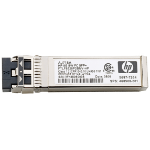 Hewlett Packard Enterprise 8Gb Short Wave Fibre Channel SFP+ 1 Pack Transceiver network transceiver module Fiber optic 8000 Mbit/s SFP+