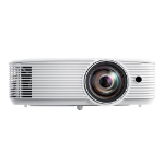 Optoma X309ST data projector Standard throw projector 3700 ANSI lumens DLP XGA (1024x768) 3D White