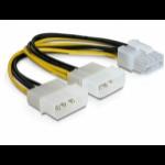 DeLOCK PCI Express power Multicolour 0.30 m