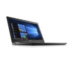 """DELL Latitude 5580 2.60GHz i5-7300U 15.6"""" 1920 x 1080pixels Black Notebook"""