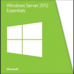 Microsoft Windows Server 2012 Essentials, 64-bit, 1-2CPU, DVD, ENG