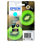 Epson C13T02F24010 (202) Ink cartridge cyan, 300 pages, 4ml