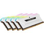 Corsair Vengeance CMH32GX4M4E3200C16W memory module 32 GB 4 x 8 GB DDR4 3200 MHz