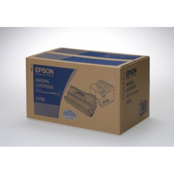 Epson C13S051170 (1170) Toner black, 20K pages