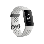 Fitbit Charge 3 Wristband activity tracker Graphite OLED