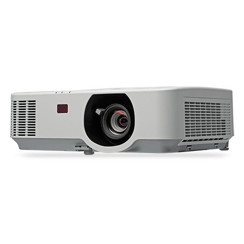 NEC NP-P554U data projector 5500 ANSI lumens LCD WUXGA (1920x1200) Desktop projector White