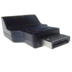 CONNEkT Gear 26-0700 cable interface/gender adapter VGA DisplayPort Black